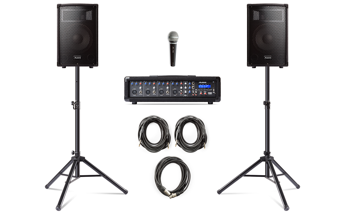 PA System in a Box Bundle