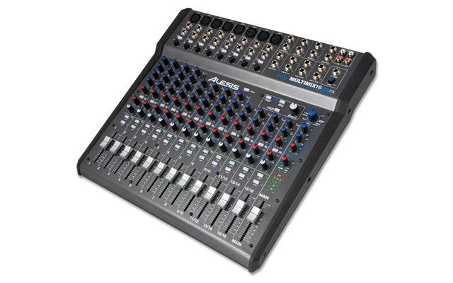 MultiMix 16 USB FX